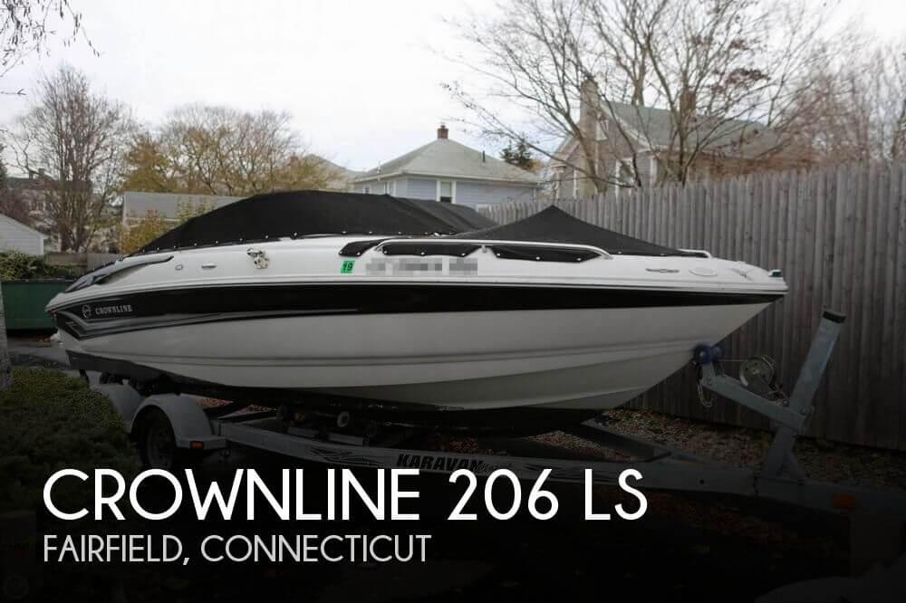 2005 CROWNLINE 206 LS for sale