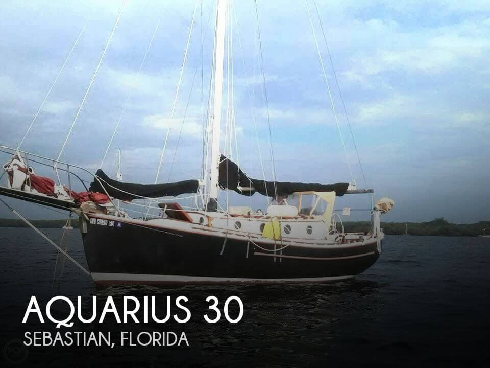 Used Aquarius Boats For Sale by owner | 1979 Aquarius 30