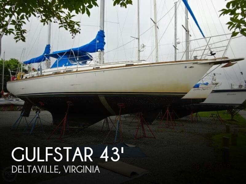 Used Gulfstar Boats For Sale by owner | 1978 Gulfstar 43
