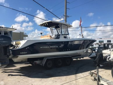 Hydra-Sports 3300 CC, 33', for sale