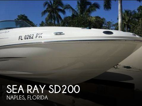 Used Sea Ray 21 Boats For Sale by owner | 2012 Sea Ray 21