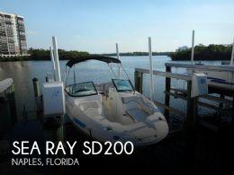 2012 Sea Ray SD200