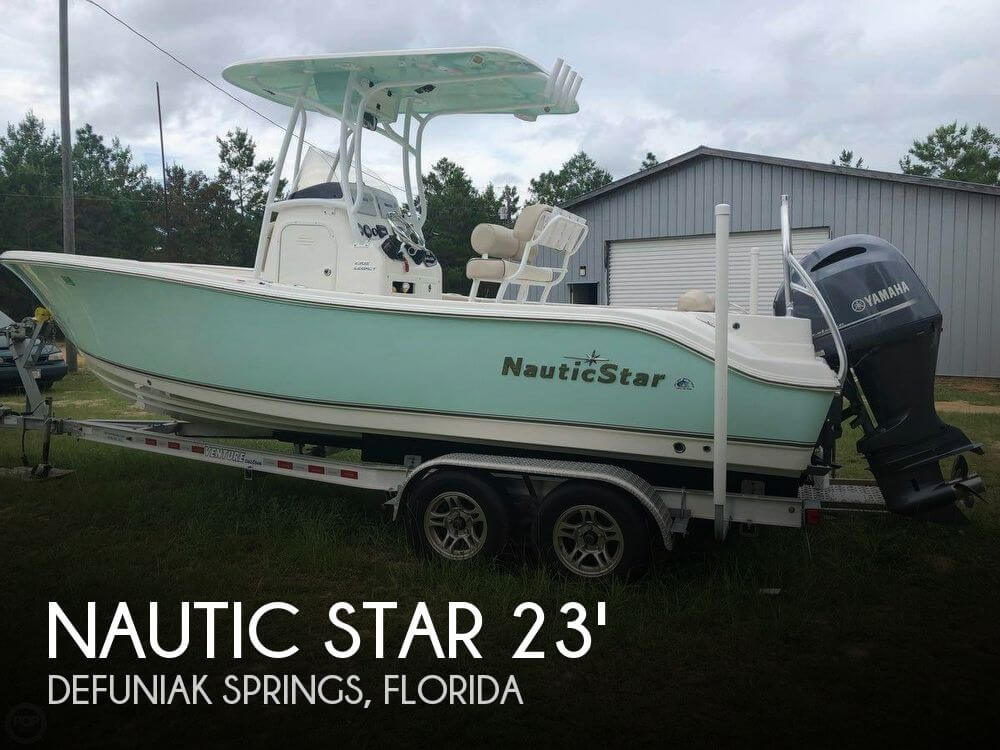 Used Boats For Sale in Dothan, Alabama by owner | 2017 Nautic Star 23
