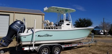Nautic Star 2302 Legacy, 22', for sale - $69,500