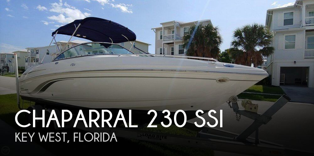 Used Chaparral 30 Boats For Sale by owner | 2000 Chaparral 230 SSI