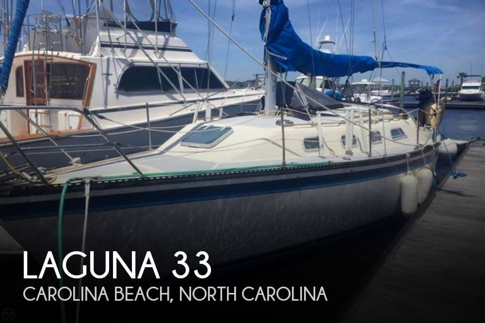 Used Sailboats For Sale in North Carolina by owner | 1987 Laguna 33