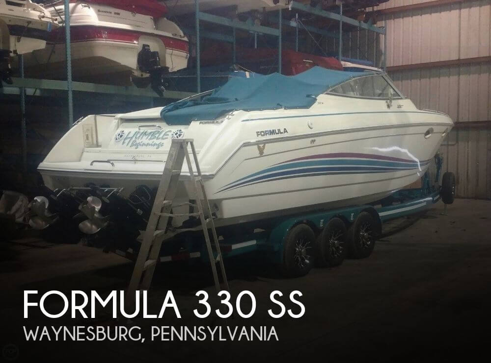 Used Boats For Sale in Pittsburgh, Pennsylvania by owner | 1998 Formula 330 SS