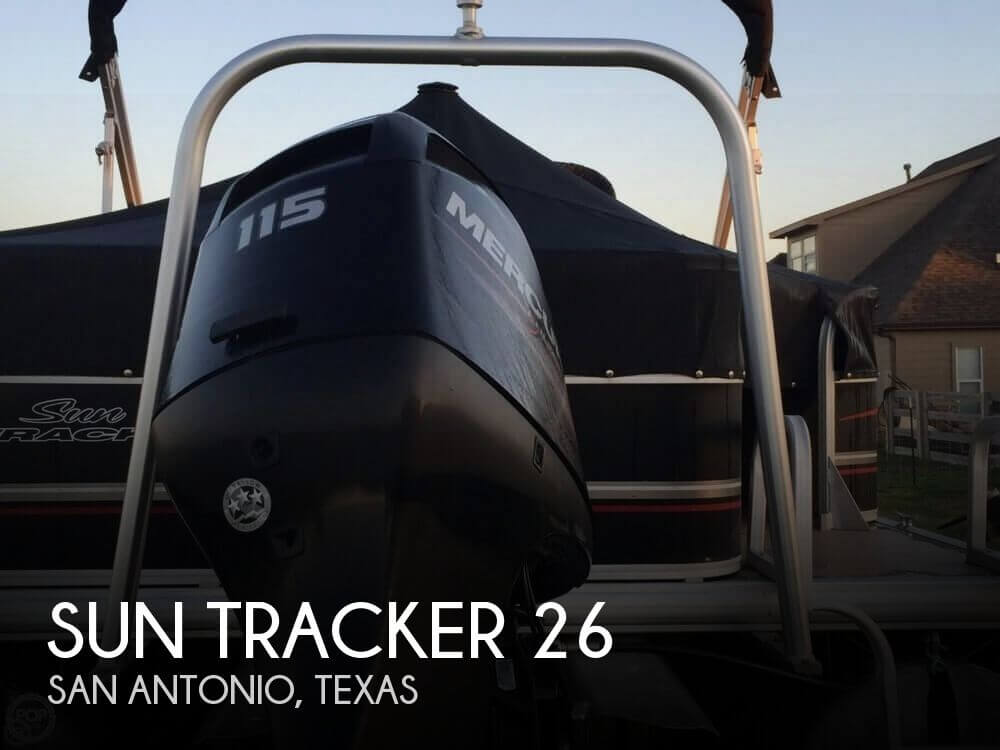 Used Tracker Boats For Sale in Texas by owner | 2014 Sun Tracker 26
