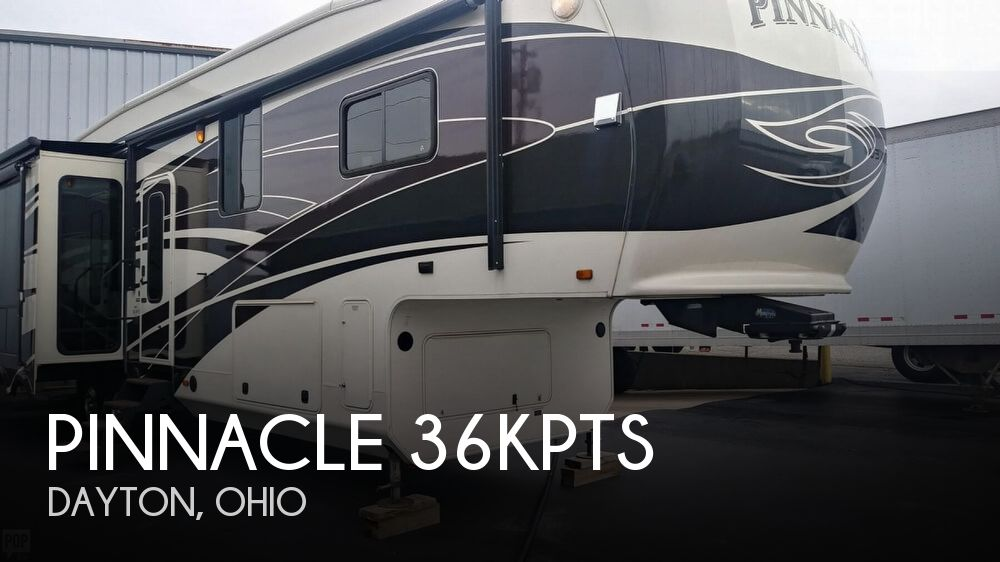 2013 Jayco Pinnacle 36KPTS