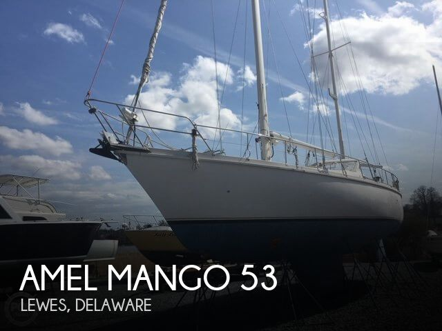 Used Boats For Sale in Salisbury, Maryland by owner | 1986 Amel Mango 53