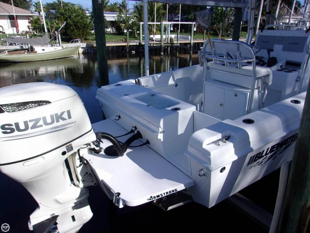 2017 Blue Water boat for sale, model of the boat is 2150 & Image # 6 of 40