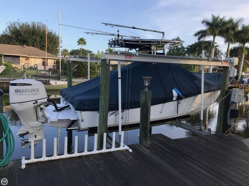 2017 Blue Water boat for sale, model of the boat is 2150 & Image # 2 of 40