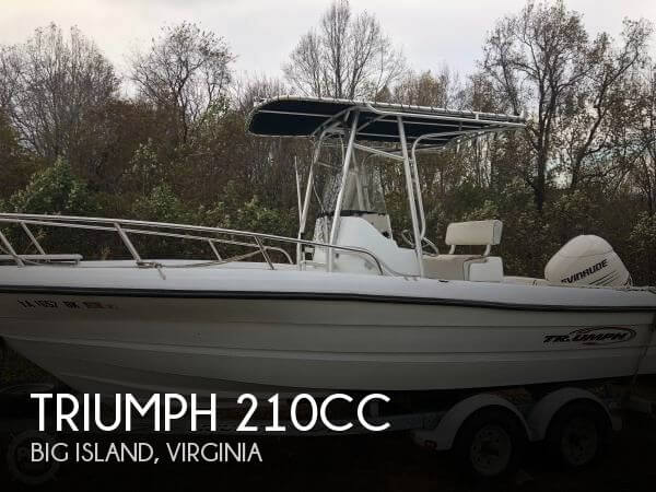 Used Triumph Boats For Sale by owner | 2004 Triumph 20