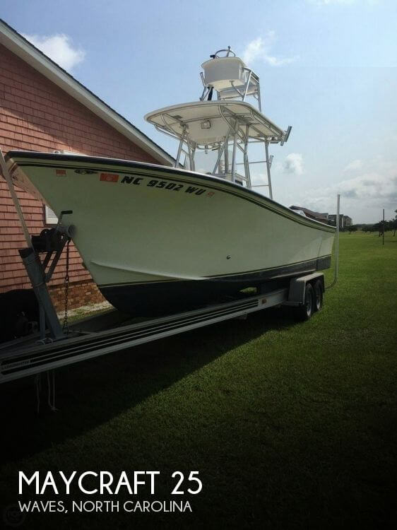 Used Maycraft Boats For Sale by owner | 2003 Maycraft 25