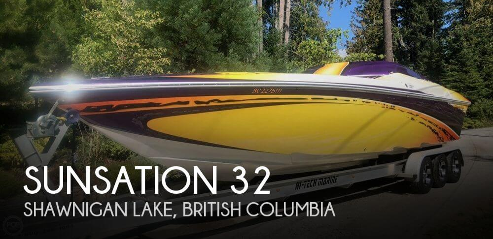 Used Sunsation Boats For Sale by owner | 2007 Sunsation 32