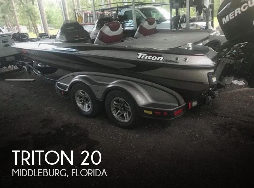 Used Triton  Boats For Sale by owner | 2010 Triton 20