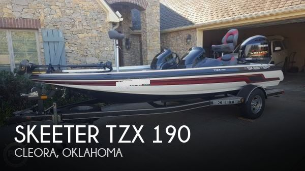 Used Skeeter Bass Boats For Sale In Oklahoma Page 1 Of 1