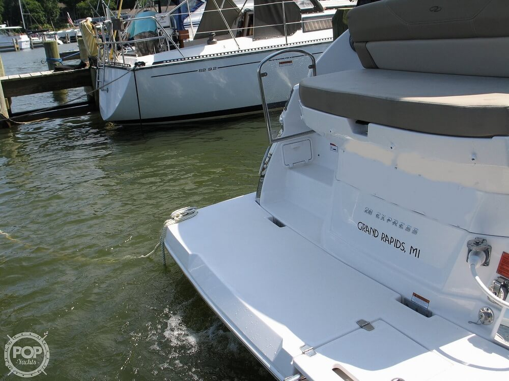 2014 Regal boat for sale, model of the boat is 28 Express & Image # 22 of 40
