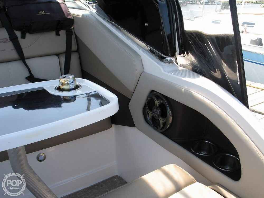 2014 Regal boat for sale, model of the boat is 28 Express & Image # 27 of 40