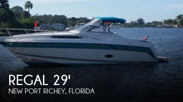 Used Regal 27 Boats For Sale by owner | 1990 Regal 27