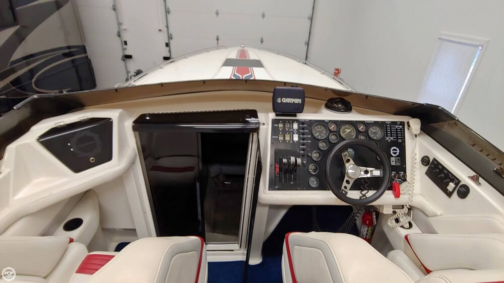 1991 Fountain boat for sale, model of the boat is 29 Fever & Image # 5 of 40