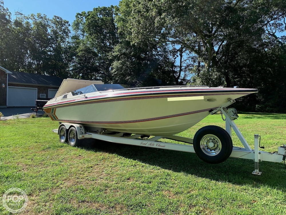 1991 Fountain boat for sale, model of the boat is 29 Fever & Image # 10 of 40