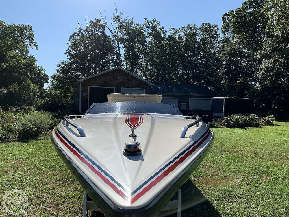 1991 Fountain boat for sale, model of the boat is 29 Fever & Image # 6 of 40