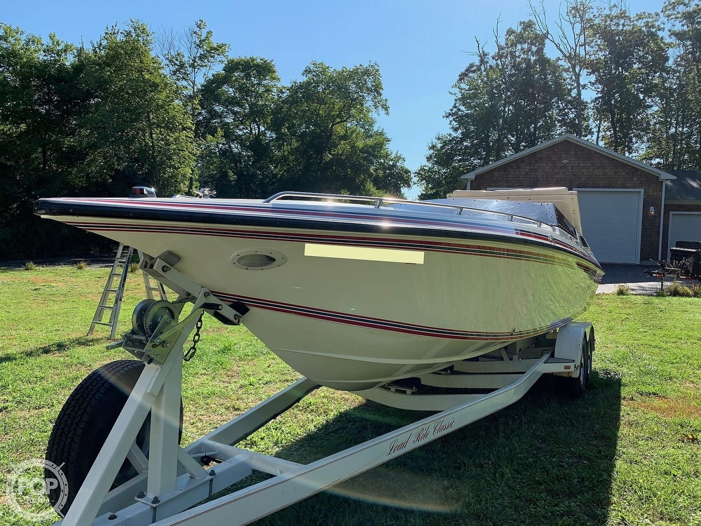 1991 Fountain boat for sale, model of the boat is 29 Fever & Image # 14 of 40