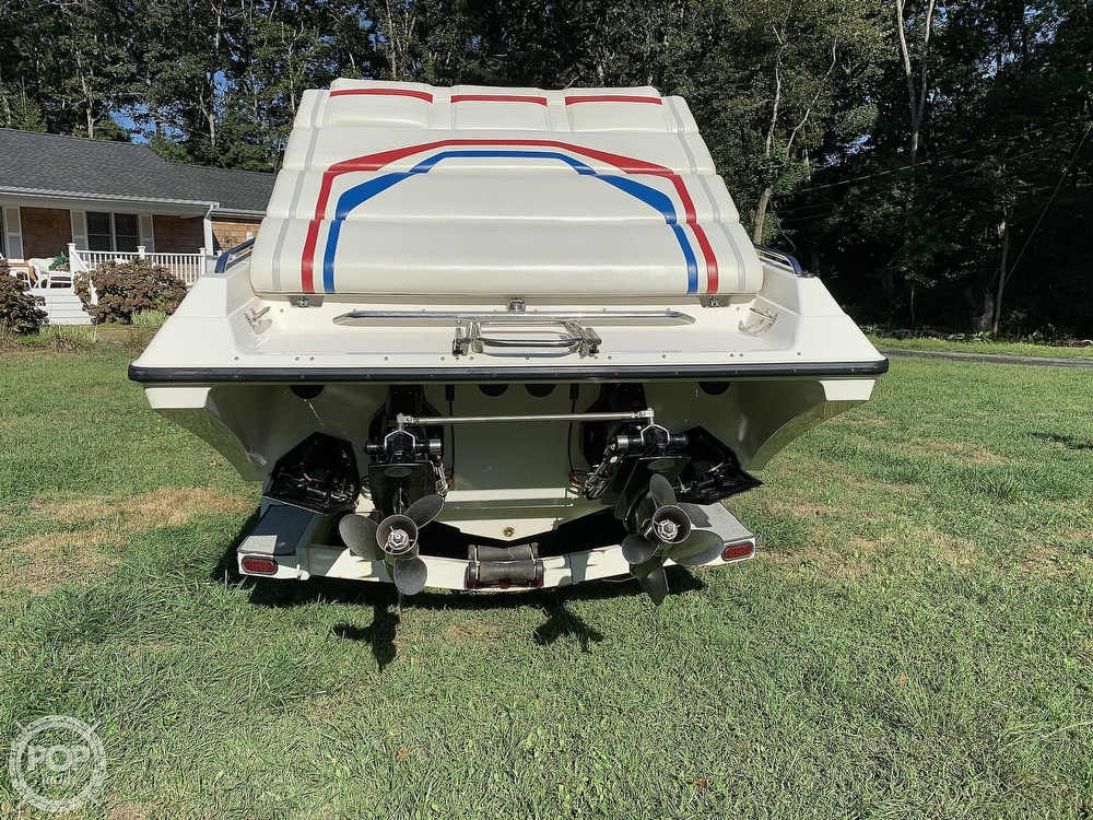 1991 Fountain boat for sale, model of the boat is 29 Fever & Image # 15 of 40