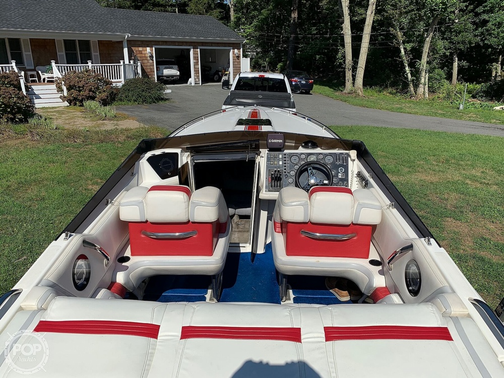 1991 Fountain boat for sale, model of the boat is 29 Fever & Image # 3 of 40