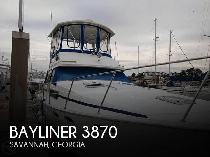 Used Bayliner 38 Boats For Sale by owner | 1987 Bayliner 38