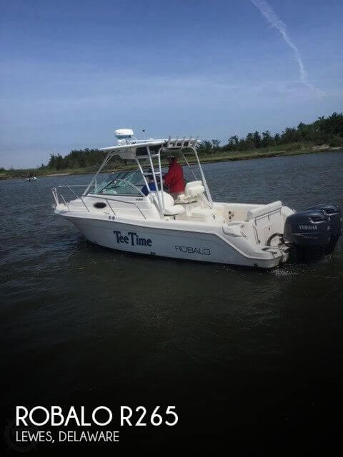 Used Robalo Boats For Sale by owner | 2003 Robalo R265