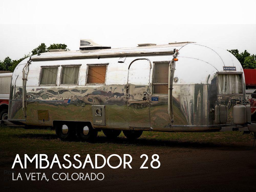 1965 Airstream Ambassador 28