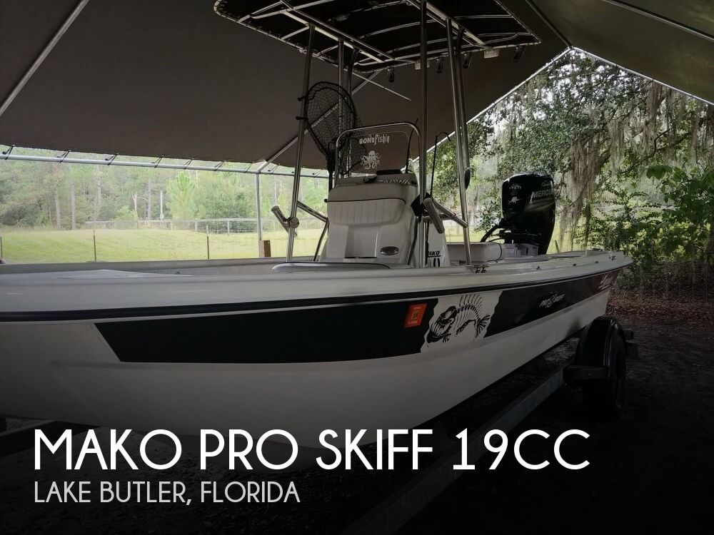 Used MAKO Boats For Sale by owner | 2017 Mako 19