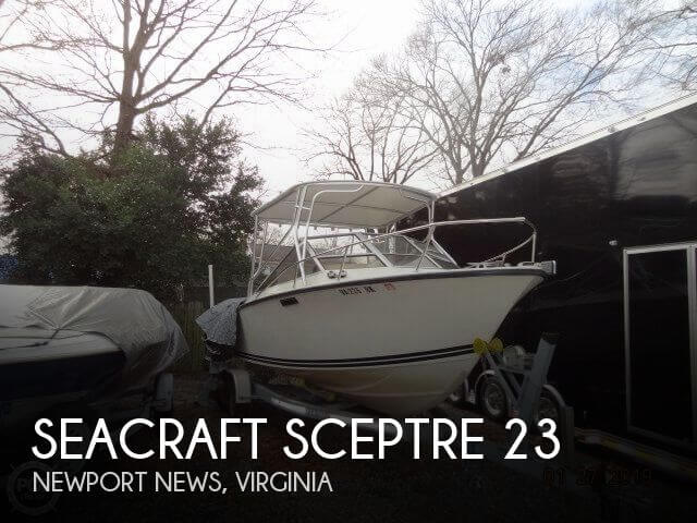 Used SEACRAFT Boats For Sale by owner | 1978 SeaCraft 23