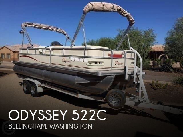 Used ODYSSEY Boats For Sale by owner | 2005 Odyssey 22