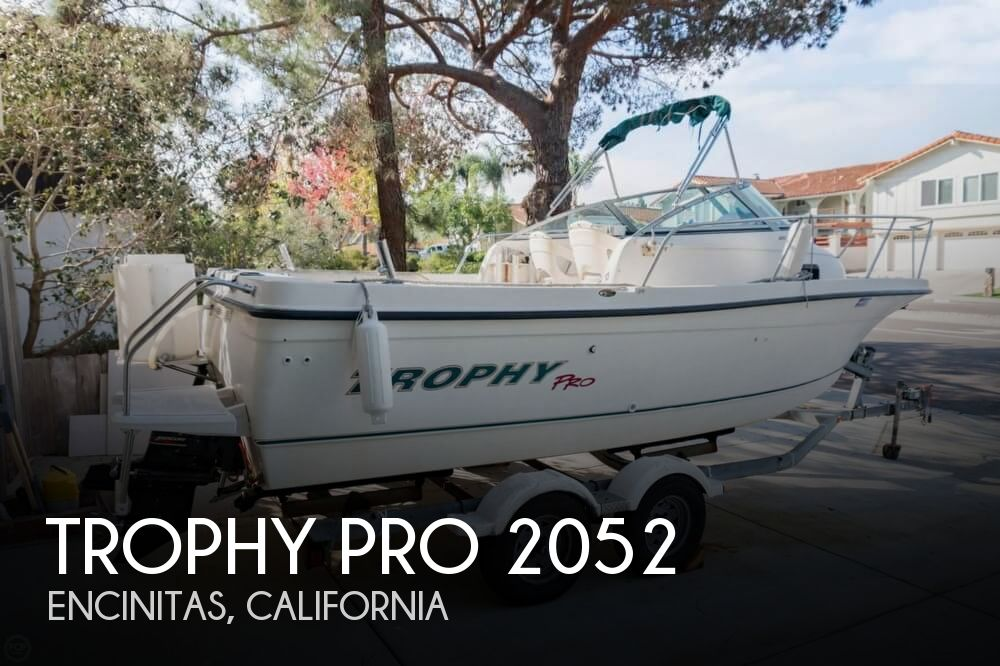 2003 TROPHY PRO 2052 for sale