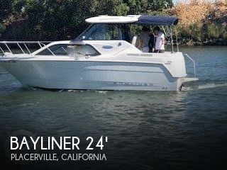 Used Boats For Sale in Reno, Nevada by owner | 2002 Bayliner 24