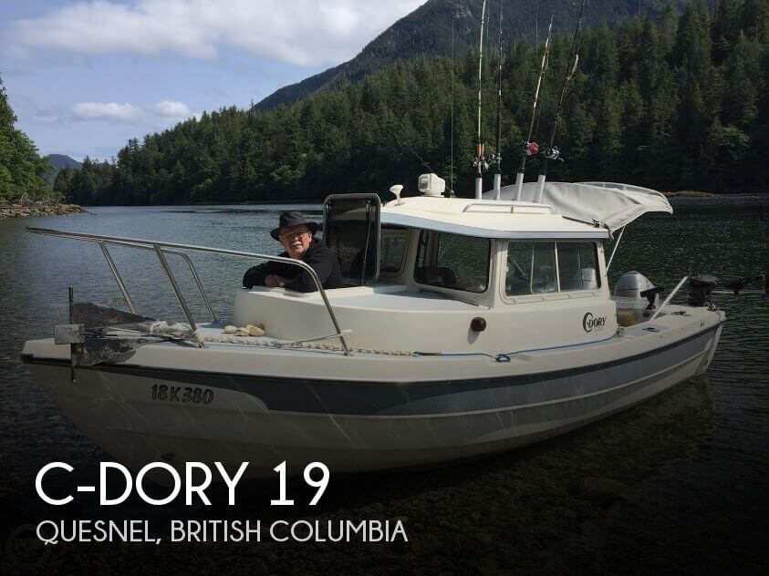 Used C-Dory Boats For Sale by owner | 2004 C-Dory 19