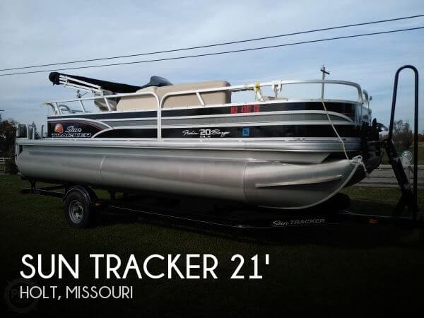 Used Sun Tracker Pontoon Boats For Sale by owner | 2015 Sun Tracker 21