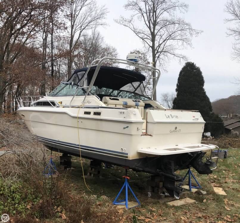 1988 Sea Ray boat for sale, model of the boat is 300 Sundancer & Image # 17 of 40