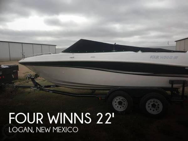 Used Boats For Sale in New Mexico by owner | 2002 Four Winns 21