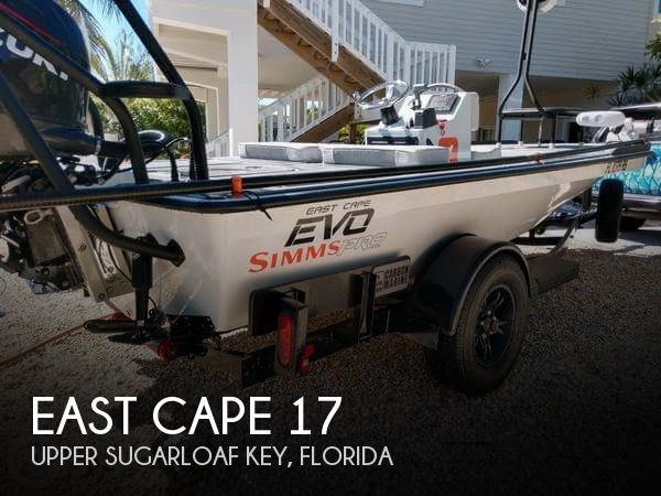 Used East Cape Boats For Sale by owner | 2015 East Cape 17