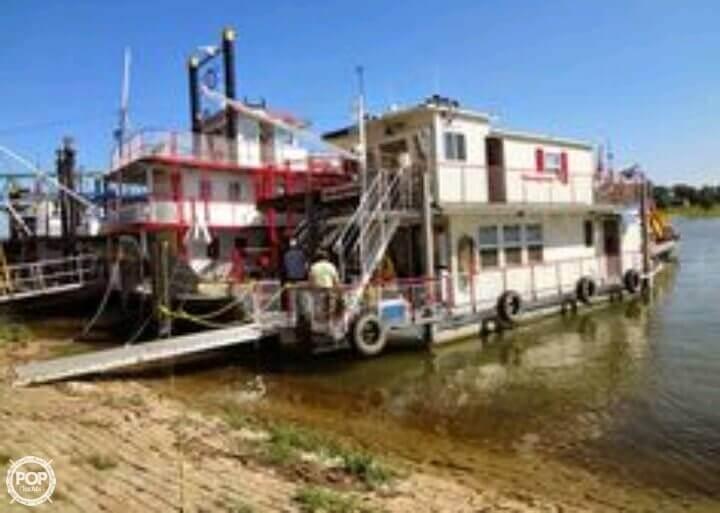 2013 Custom boat for sale, model of the boat is 56' Sternwheeler & Image # 3 of 40