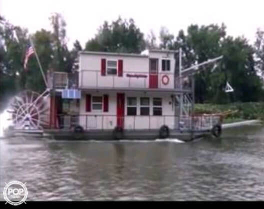 2013 Custom boat for sale, model of the boat is 56' Sternwheeler & Image # 4 of 40