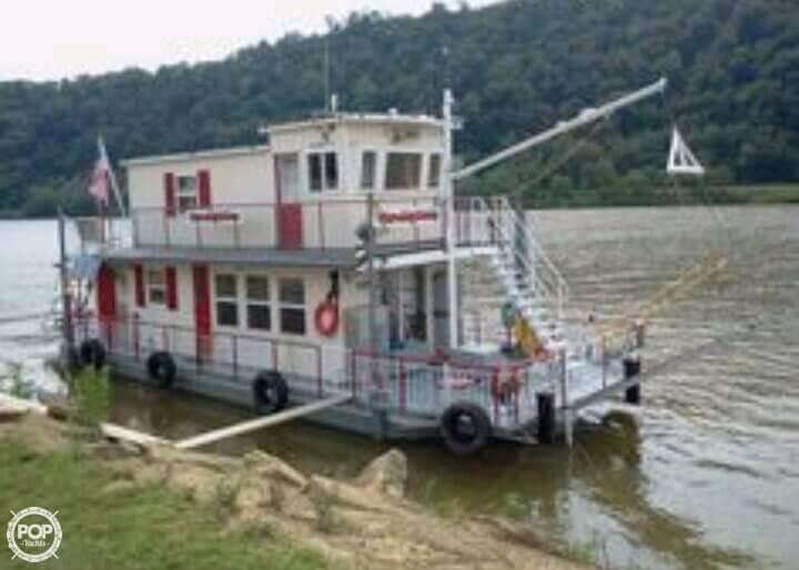 2013 Custom boat for sale, model of the boat is 56' Sternwheeler & Image # 5 of 40
