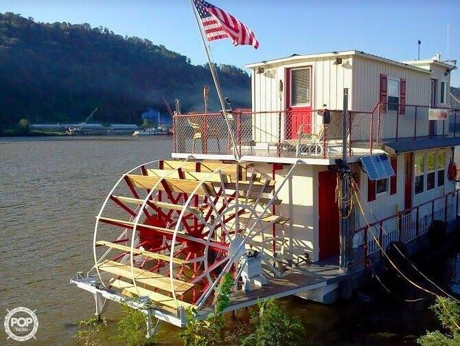 2013 Custom boat for sale, model of the boat is 56' Sternwheeler & Image # 10 of 40