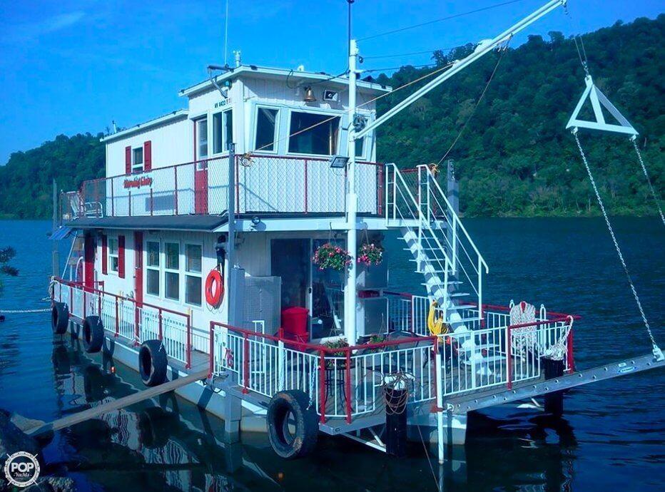 2013 Custom boat for sale, model of the boat is 56' Sternwheeler & Image # 11 of 40
