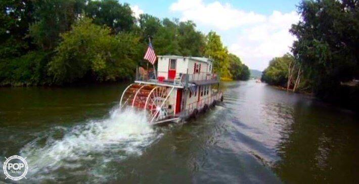 2013 Custom boat for sale, model of the boat is 56' Sternwheeler & Image # 12 of 40
