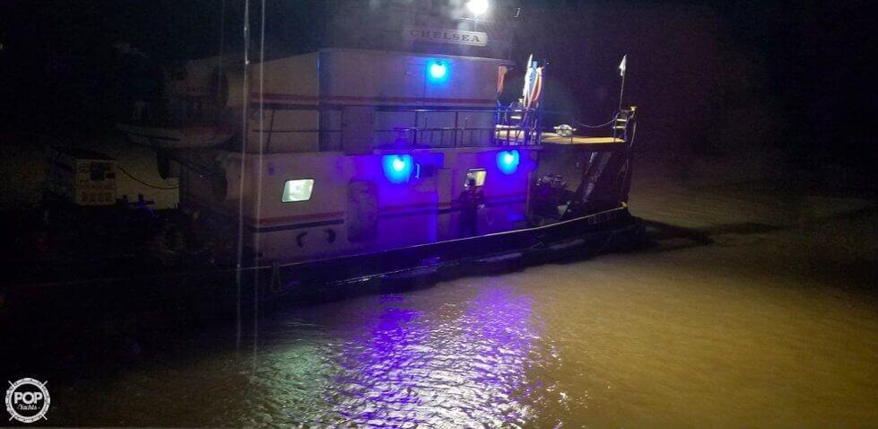 2013 Custom boat for sale, model of the boat is 56' Sternwheeler & Image # 14 of 40